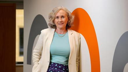 Isolde Goggin, Chairperson of the Competition and Consumer Protection Commission. Picture by Frank McGrath.
