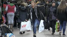 December's retail sales figures are out on Wednesday