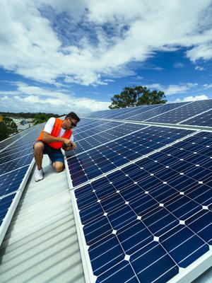 Elgin is aiming to deliver 500MW of solar projects in Ireland. (stock image)