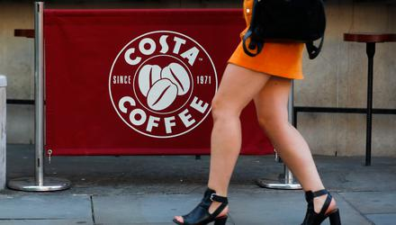 Despite rising revenues the firm that owns Costa saw its profits decline