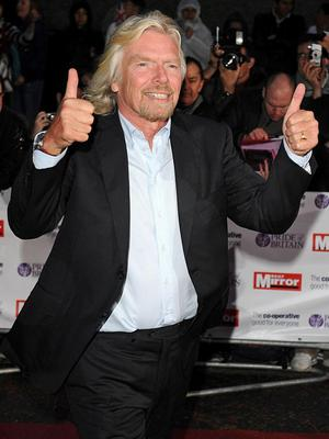 Richard Branson said it would be 'absolutely wrong' for IAG to buy Aer Lingus