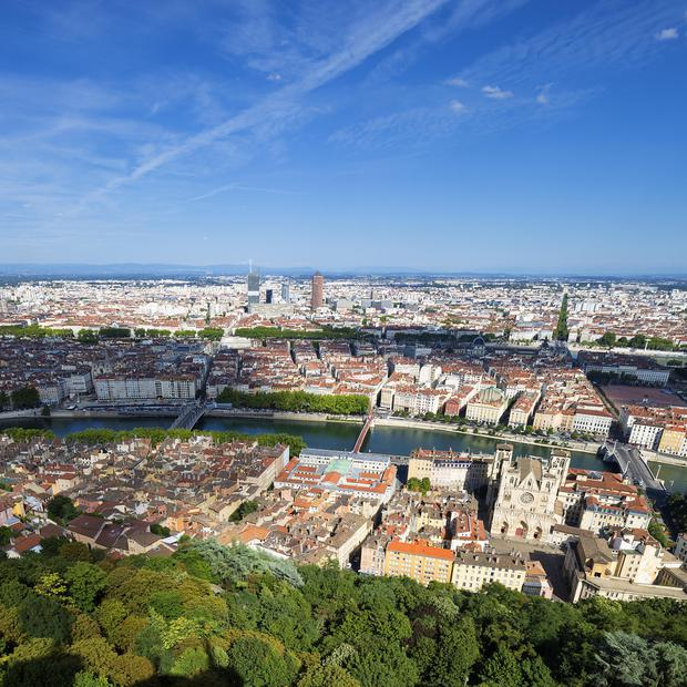 Lyon is regarded as the most 'business-friendly' city in France. Photo: Prochasson Frederic