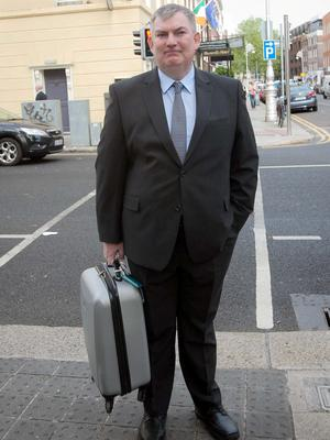 SPILLING THE BEANS: Former finance chief Kevin Cardiff broke civil service habit of omerta