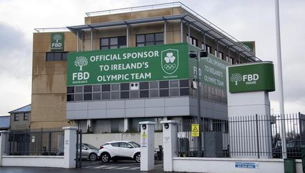 FBD Insurance Head Office on the Naas Road, Dublin. Photo: Colin Keegan, Collins Dublin