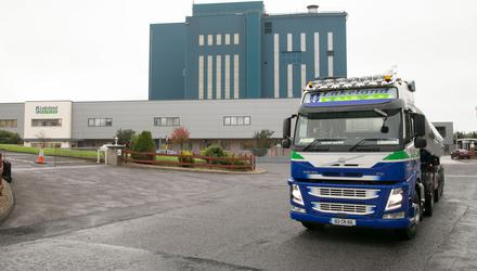 Lakeland is the largest cross-border dairy processing co-operative on the island of Ireland. Photo: Colm Mahady/Fennells