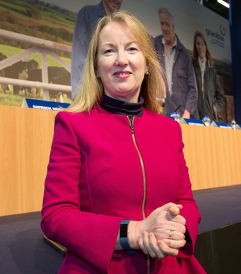 Glanbia managing director Siobhan Talbot
