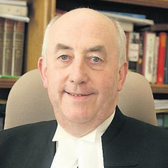 Mr Justice Peter Kelly heads up the Commercial Court
