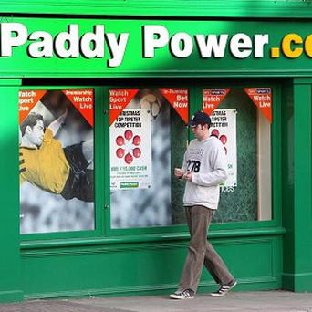 Paddy Power's shares have hit a record high