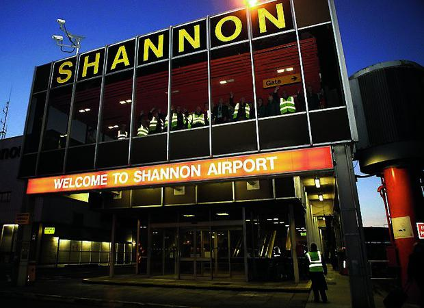 In 2012, the decline in passenger traffic actually accelerated, hitting 14pc. Some 1.4 million journeys were made through Shannon in 2012, versus 1.6 million a year earlier
