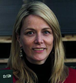 Irish Distillers' boss Anna Malmhake spoke of Jameson's global growth.
