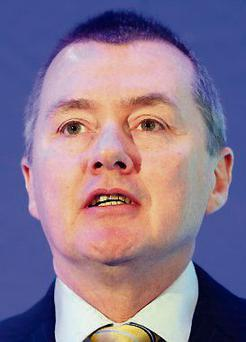 Willie Walsh, the chief executive of International Airlines Group