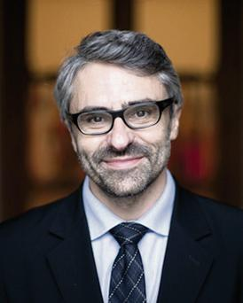 Pascal Saint-Amans: keynote speaker at tax conference