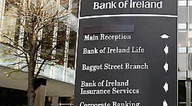 Bank of Ireland's Dublin HQ
