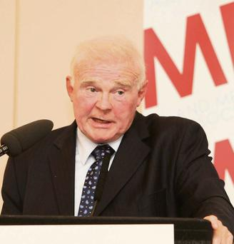 Dr John Teeling has signed a deal with the Australian oil and gas giant Woodside.