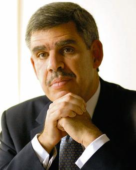 Mohamed El-Erian: State will stick with austerity
