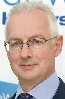 Gerard Whelan's 'expertise will be beneficial to the station'