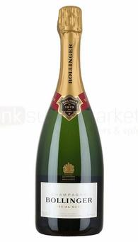 DDC distributes Bollinger champagne in Ireland
