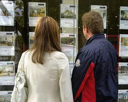 Property prices also rose