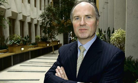 IE Domain Registry CEO David Curtin said it was a 'decent performance in a difficult year'.
