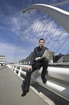 Storyful founder and chief executive Mark Little