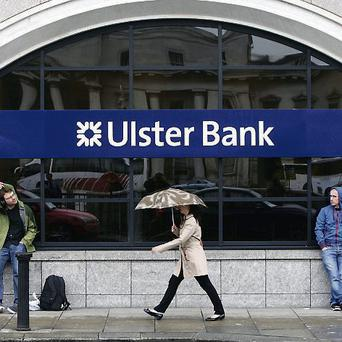 Ulster Bank have apologised for any inconvenience