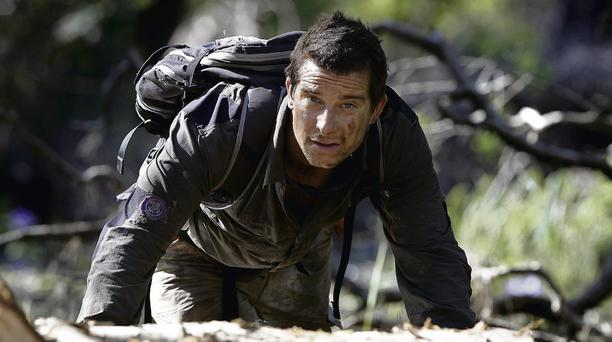 Bear Grylls has made his name with his survival show