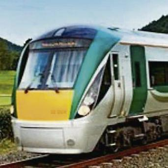 Iarnrod Eireann have said that bus transfers are currently in place