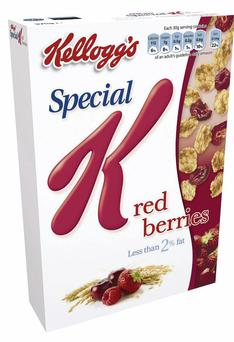 Special K: down 13 places