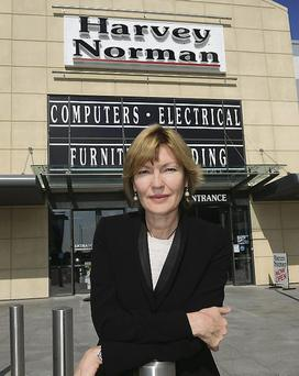 Harvey Norman CEO Katie Page