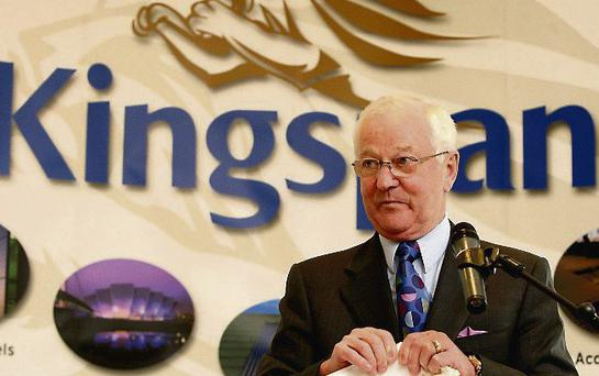 Eugene Murtagh, Kingspan founder and non-executive chairman