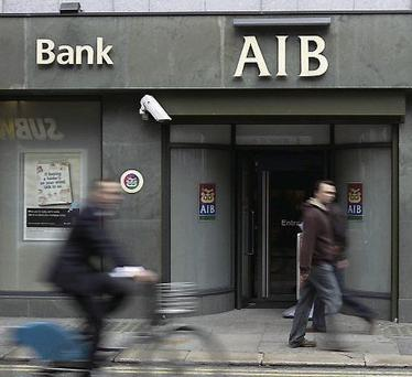 Customers had problems at the bank's cash machines
