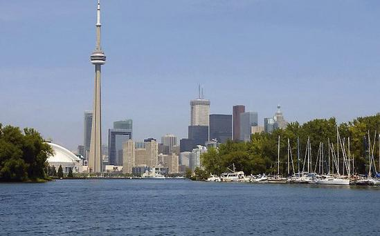 New routes from Dublin to Toronto will begin April next year