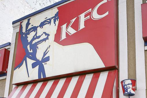 KFC franchise in Ireland is owned by Herbel Restaurants.