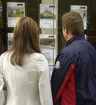 UNCERTAIN: The rate of mortgage lending is at a 40-year low