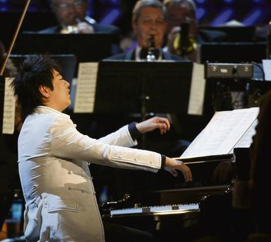 Chinese pianist Lang Lang, who is one of the hottest tickets at the NCH for 2014