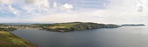 Companies registered in the Isle of Man don't have to file publicly available accounts.