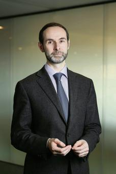 Deputy Governor of the Central Bank Cyril Roux
