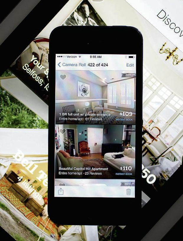 Airbnb gives Paris luxury hoteliers a fright