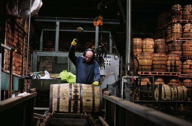 Jameson has seen a growth in sales