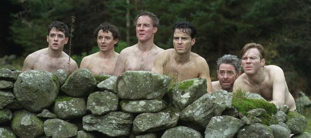 Homegrown talent: Irish film The Stag, starring Andrew Scott, was filmed on location in Dublin in 2012