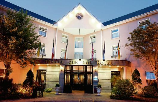 The Central Hotel in Tralee is on the market with an asking price of €1m