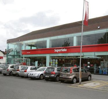 SuperValu posts record retail sales. Pictured is the Supervalu store on Main St, Ballymun