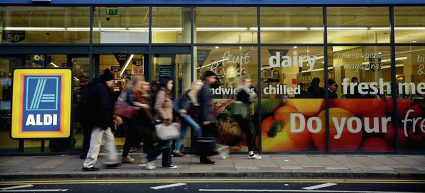 Aldi and Lidl have increased their market share
