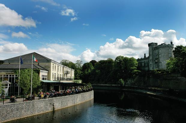 The Kilkenny River Court Hotel in the heart of Kilkenny City.