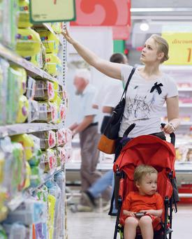 SUPERMARKET: A fiercely competitive sector