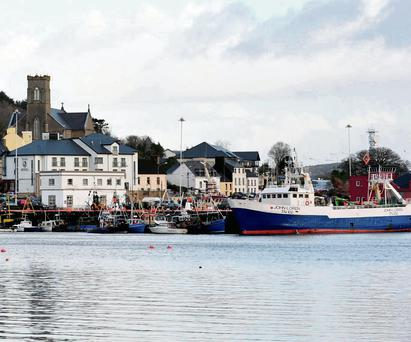 The fishing port of Killybegs. Picture: Jason McGarrigle
