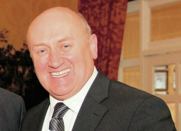 Pat Davitt, Chief Executive of Ireland's Institute of Professional Auctioneers and Valuers