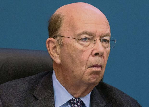 Wilbur Ross. Photo: Mark Condren
