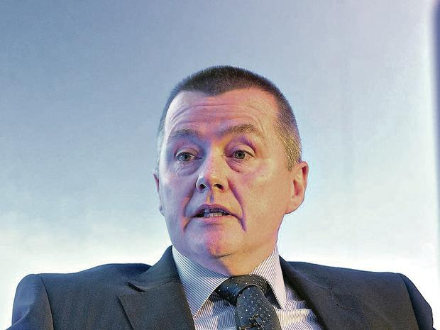 Willie Walsh - whose appearance before the Oireachtas Committee was 'long overdue'