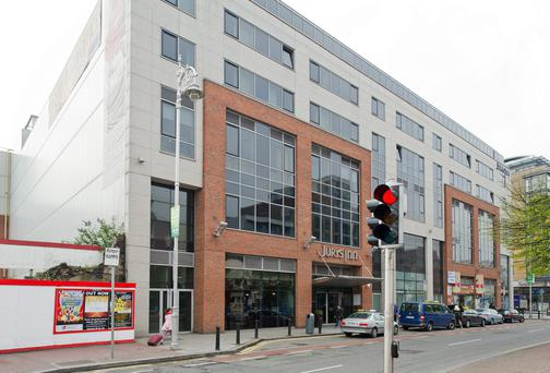 Jurys Inn has completed a €9m overhaul of five of its hotels